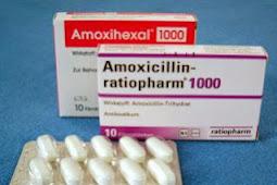 Manfaat/Kegunaan dan Efek Samping Amoxicillin