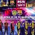 Terbaru! Stadium Perlawanan Malaysia VS Barcelona Ditukar Lagi?