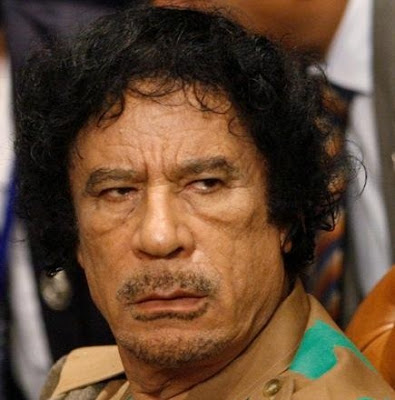 Muammar Gaddafi Plastic Surgery, Facelift, Hair Transplant
