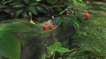 #14 Pikmin Wallpaper