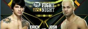 Vídeo da luta - Erick Silva x Josh Koscheck