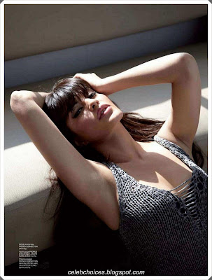 Jacqueline Fernandez Photoshoot For Maxim India hot photos