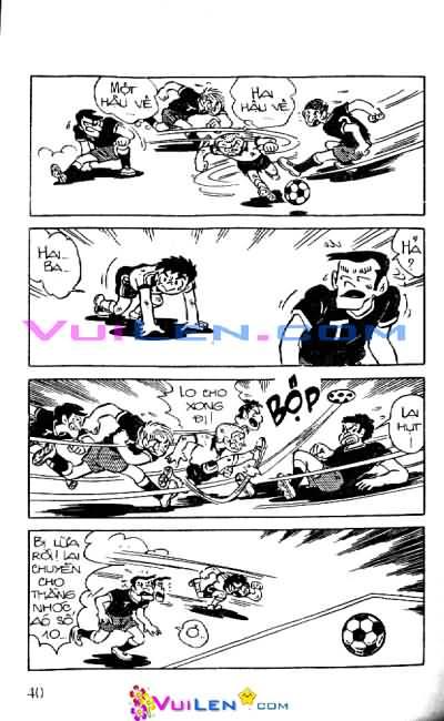 Jindodinho - Đường Dẫn Đến Khung Thành III  Tập 3 page 40 Congtruyen24h