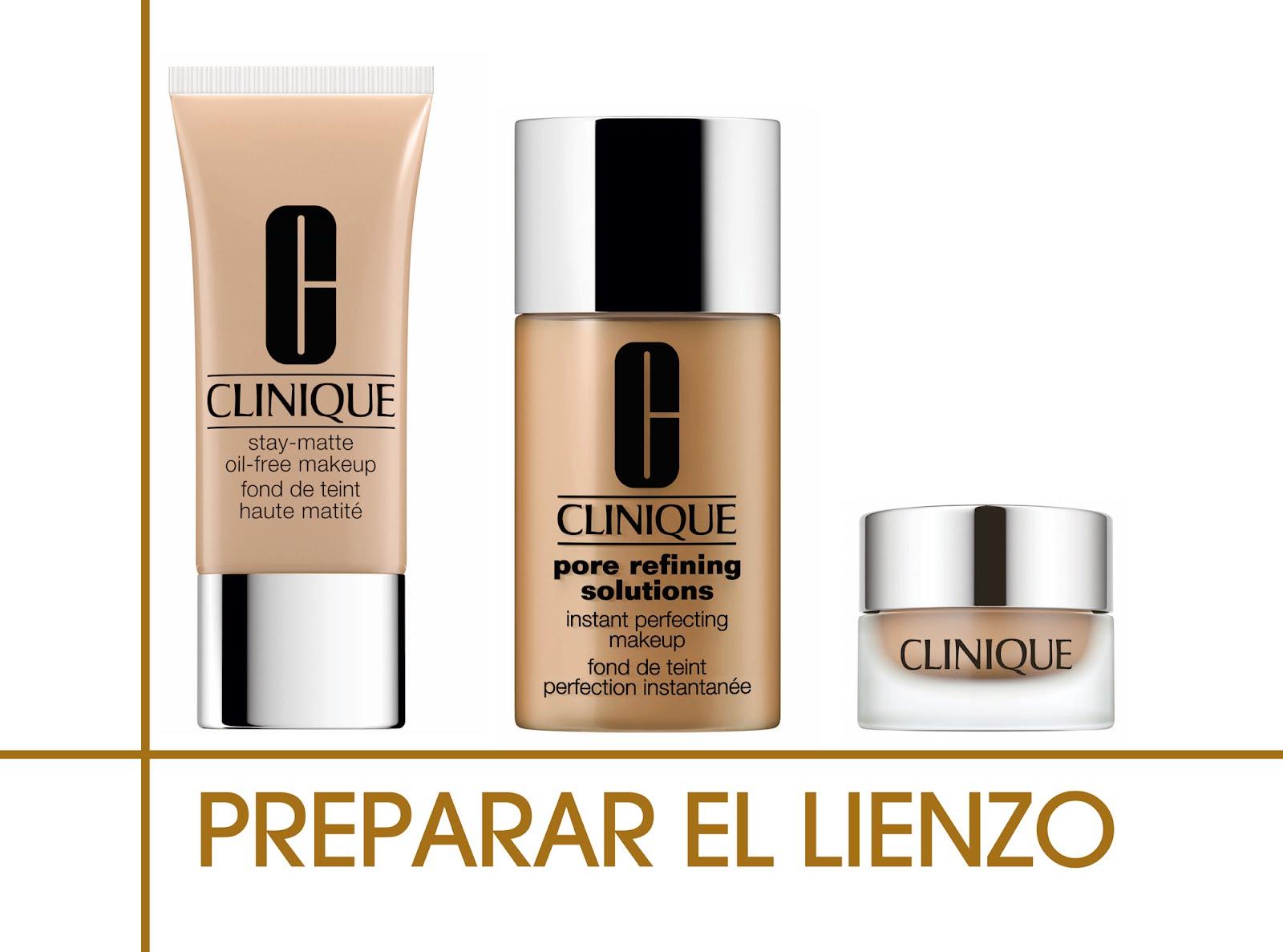maquillaje clinique piel grasa