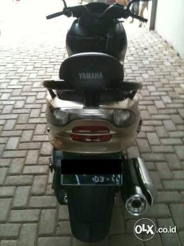 Harga Yamaha Majesty Cc