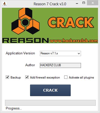 reason 60 2 crack rar password