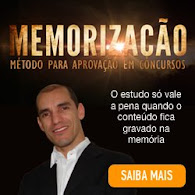 CURSO ESTUDO E MEMORIZAÇÃO