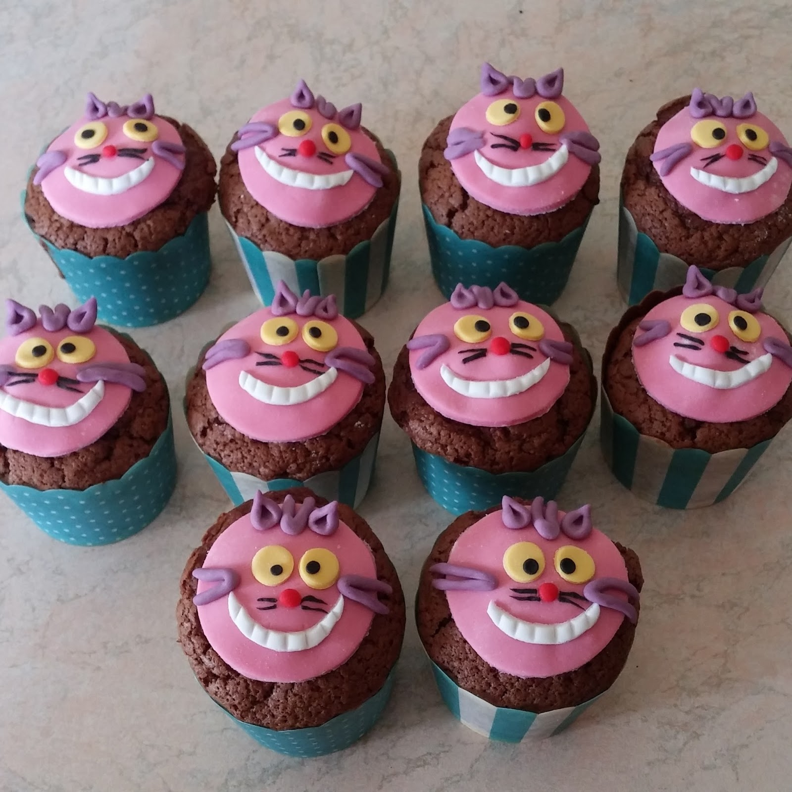 Cupcakes Stregatto