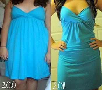 otyłość, nadwaga, ćwiczenia, dziewczyna, metamorfoza, odchudzanie, efekt