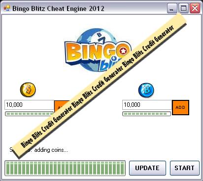 how to get free credits on bingo blitz