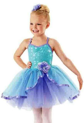 Baju Balet Anak Terbaru