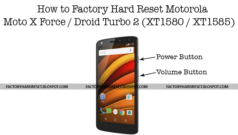 all how to hard reset a motorola droid x most other