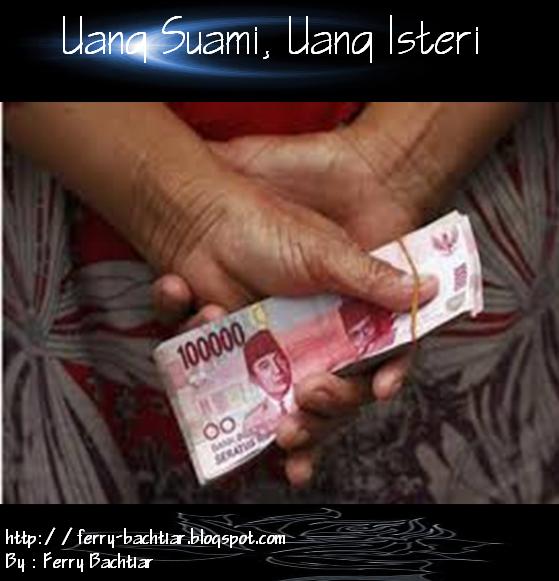 Uang suami dan isteri