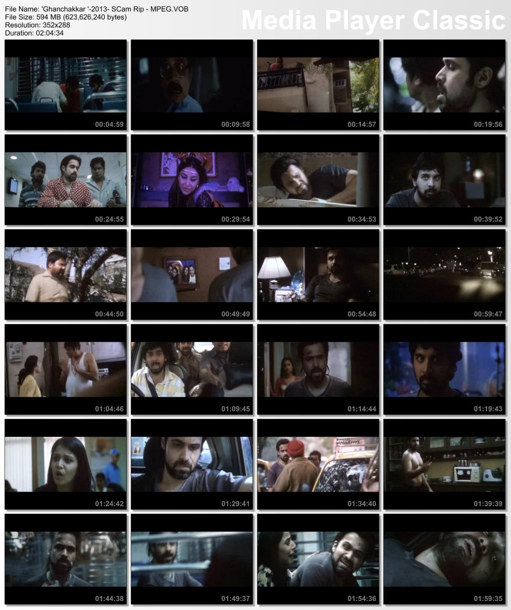 Ghanchakkar - 2013 Full Movie Torrent Download
