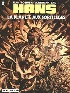 http://www.bedetheque.com/BD-Hans-Tome-6-La-planete-aux-sortileges-498.html