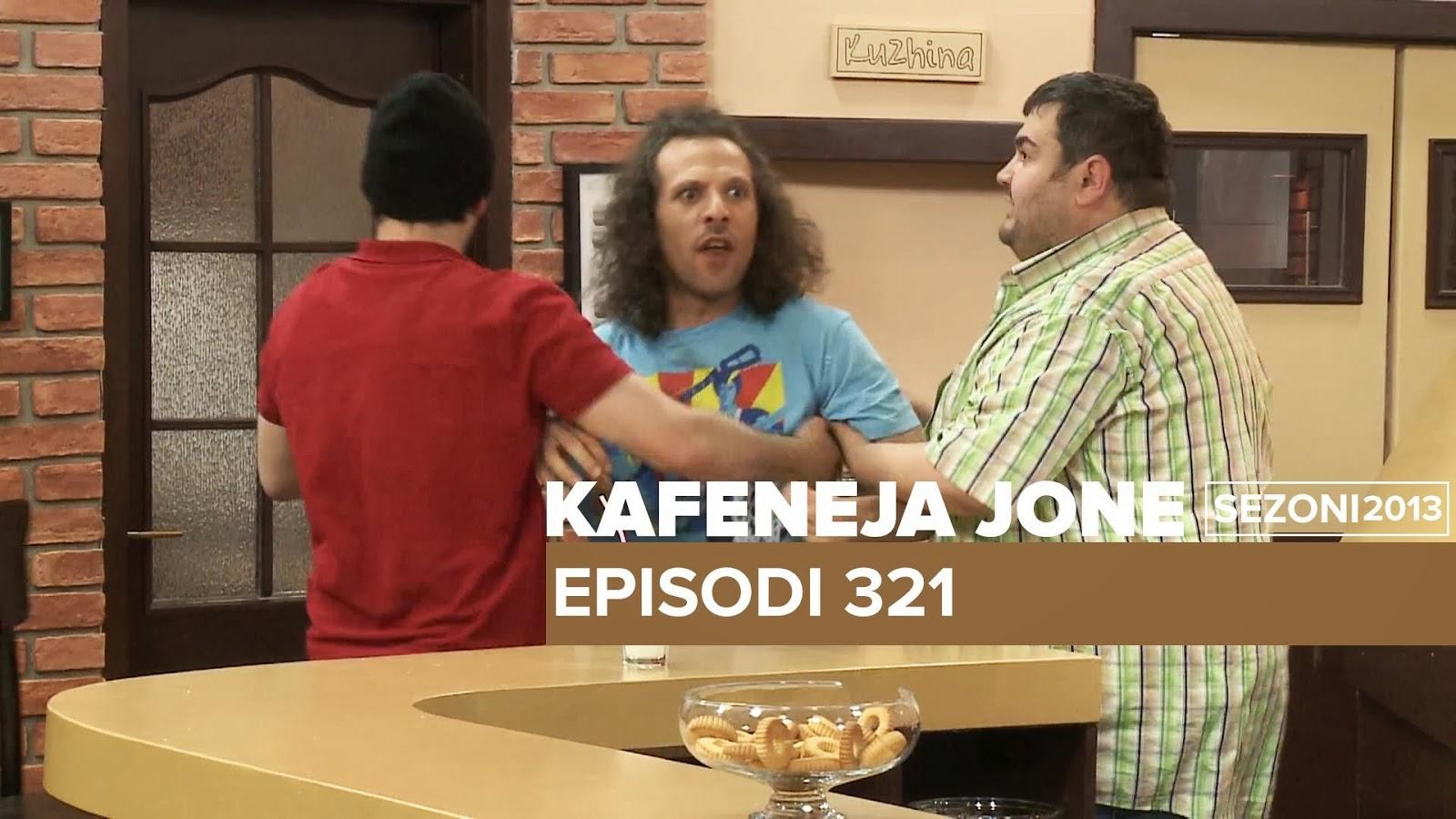 Kafeneja Jon 2013