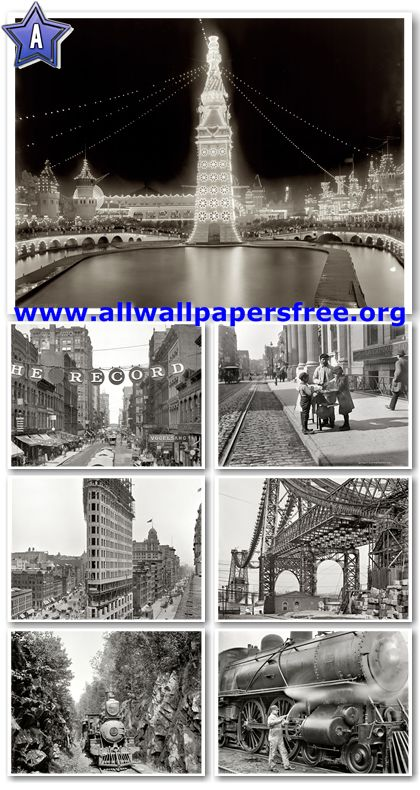 520 Amazing United States Photos in the XX Century [Up to 6700 Px] [Set 2]