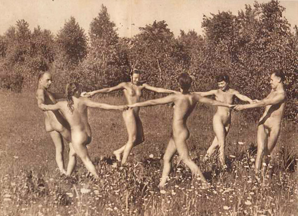 Image result for nude gardening exercises