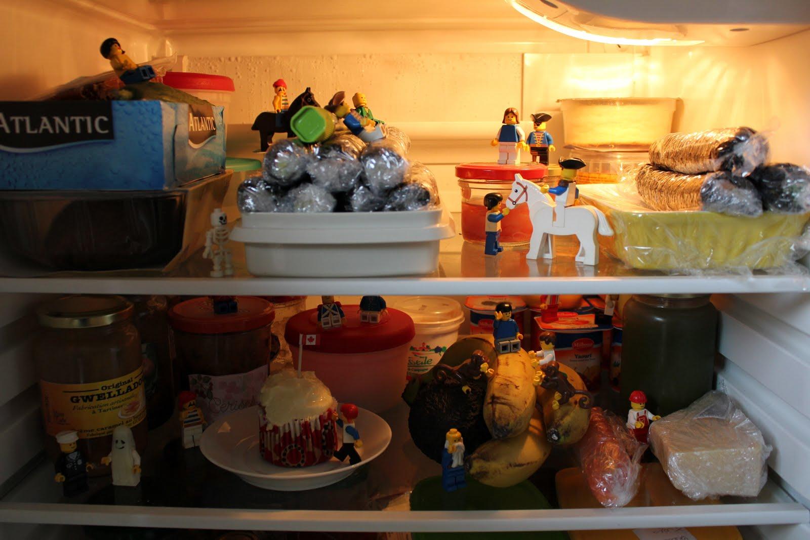 Memere au canada dans mon frigo for 750g dans mon frigo