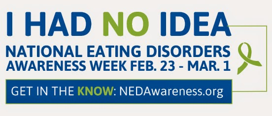 In Good Company: National Eating Disorder Awareness Week