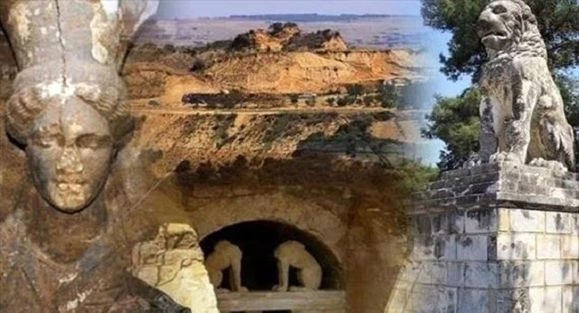 Αμφίπολη:Τον τάφο τον έχουν «ρημάξει» από το 1950!-Σοκαριστικές και στημένες αποκαλύψεις αρχαιοκάπηλου