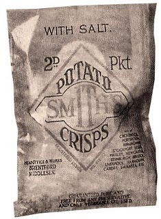 When Smiths Crisps cost just 2d