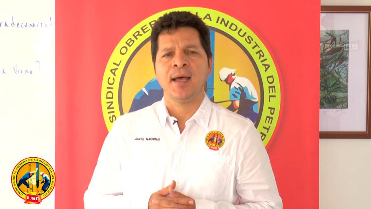 Mensaje de agradecimiento a los trabajadores: César Loza