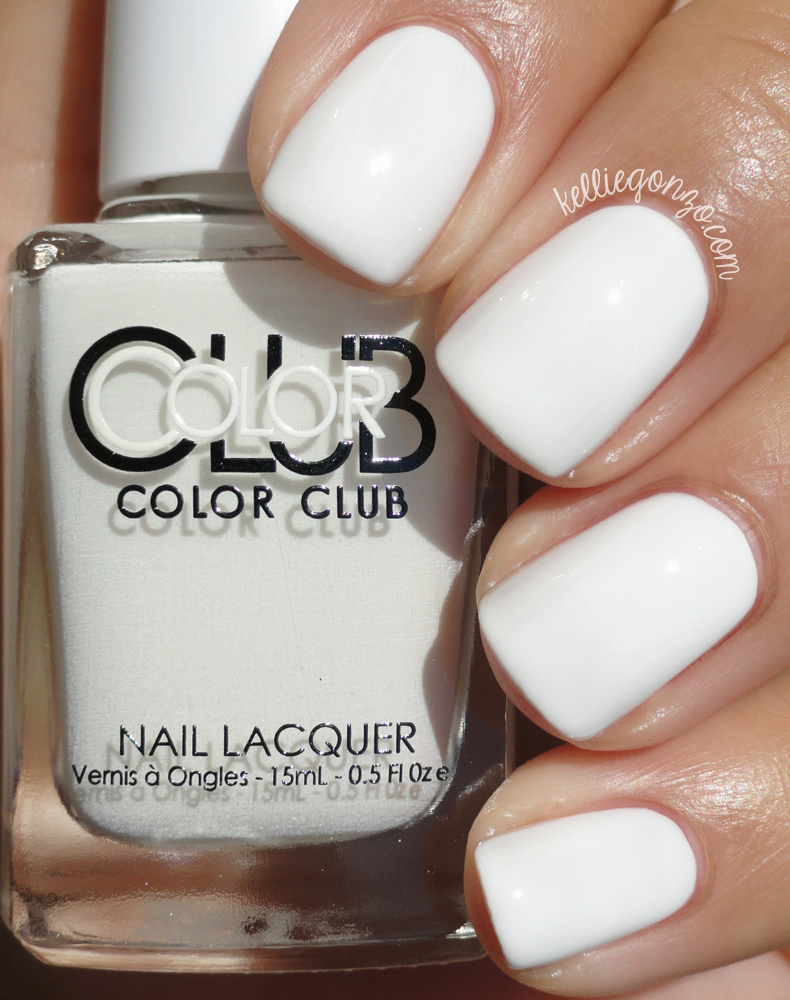 Color Club Blank Canvas Shift Into Neutral Collection