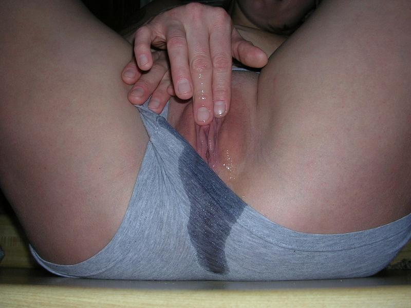 Pretty sure Nasty clit is so wet girl... and