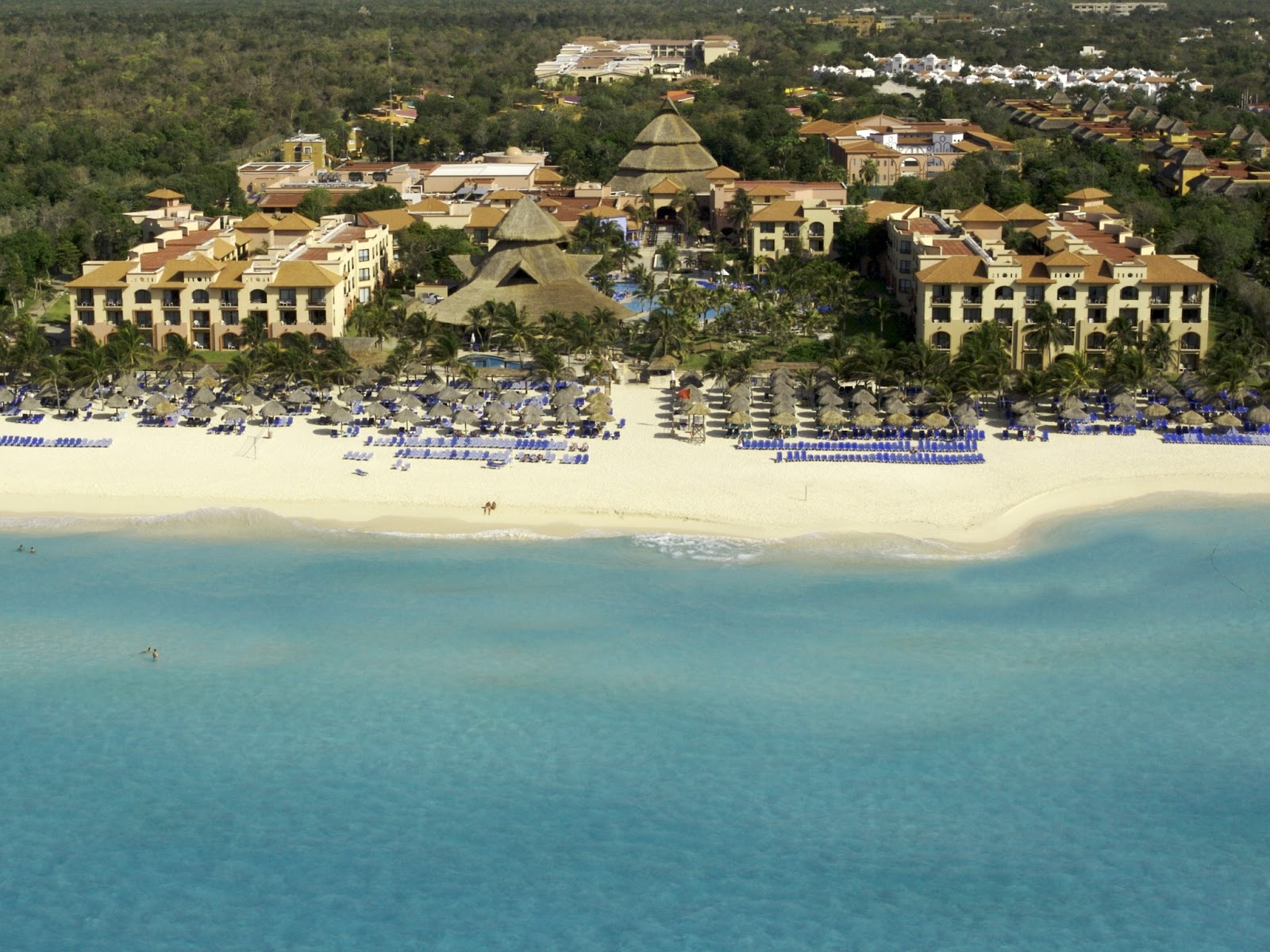 Vacation Club Sponsored Packages Sandos Playacar Beach