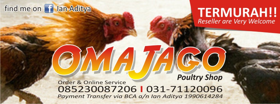 OMAJAGO Poultry Shop