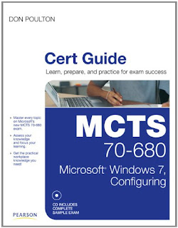 Cert Guide Microsoft Windows 7, Configuring