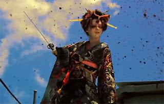 Helldriver geisha pic