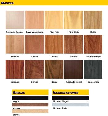 Blog de gonzalo y jonathan tipos de maderas for Tipos de puertas de madera