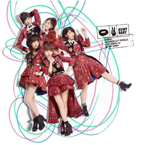 [Album] AKB48 – 唇にBe My Baby (2015.12.09/MP3/RAR)