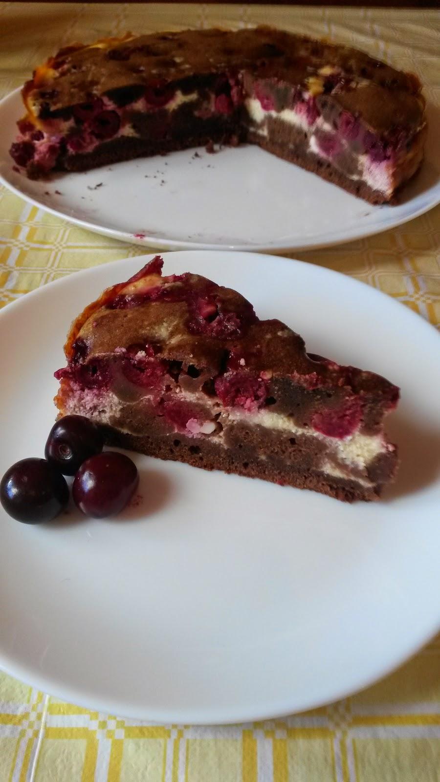 Брауни рецепт с творогом пошагово в