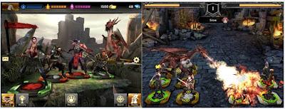 Heroes of Dragon Age anunciado Android