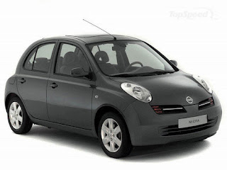 2012 Nissan Micra Automatic wallpapers