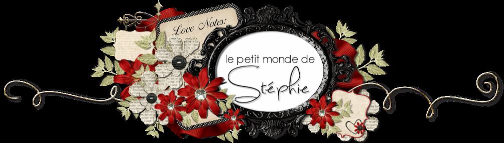 Le petit monde de Stephie