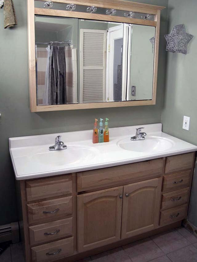 Tips For Installing Bathroom Vanity Ayanahouse