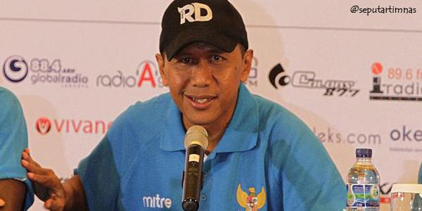 RD: Kualitas Timnas Tergantung Kualitas Kompetisi, Benarkah??