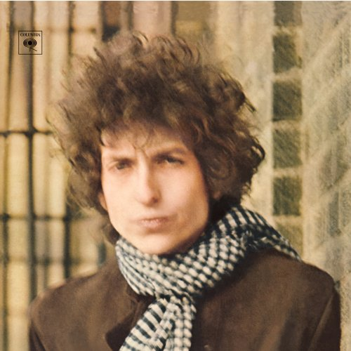 Bob Dylan - Blonde on Blonde album cover
