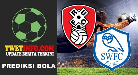 Prediksi Rotherham vs Sheffield Wednesday
