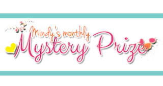 Mindy's Monthly Mystery Prize