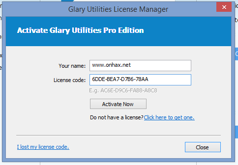Glary Utilities 5.X PRO Serial Key! - HAXCorner