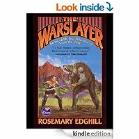 Warslayer by Rosemary Edghill