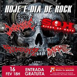 HOJE É DIA DE ROCK