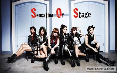 profil girlband SOS Sensation of Stage - wartainf.com