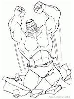 Gambar Hulk Sedang Marah Besar
