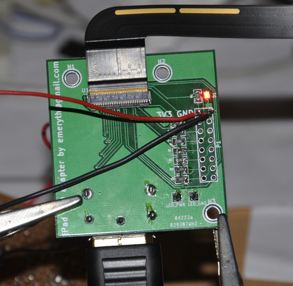 Electronics Irc Archive For 2014 02 27 Solderable Perfboard Med Copper Pad Circuit Board West Florida